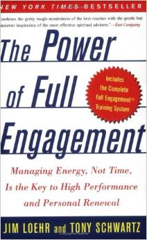 the power of full engagement book