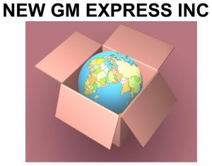 New GM Express logo